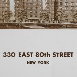 330 East 80th Street