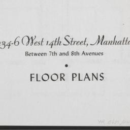234-236 W. 14 Street, Floor...