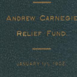 Regulations : Andrew Carneg...