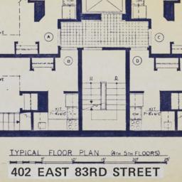 402 E. 83 Street, 4th 5th F...