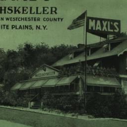 Maxl's Rathskeller A Landma...