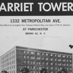 Harriet Towers, 1332 Metrop...