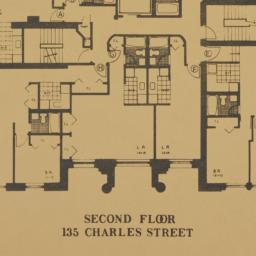 135 Charles Street, Second ...
