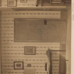 Garret study at Cheyne Row,...