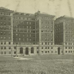 Hartley and Livingston Hall...