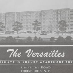 The     Versailles, 110-45 ...