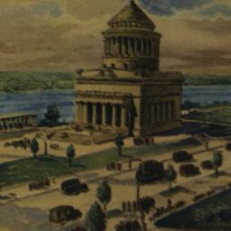Grant's Tomb, Riverside Dri...