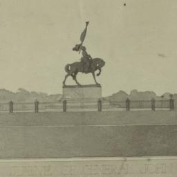 Equestrian Statue of Genera...