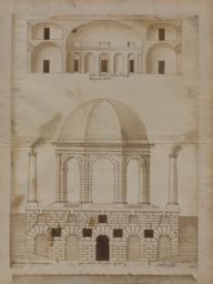 Serlio Book VI Plate 33 recto