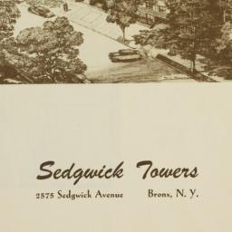 Sedgwick Towers, 2575 Sedgw...