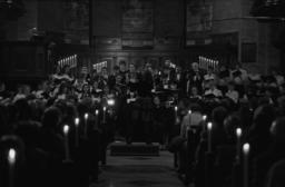 Barnard-Columbia Chorus - Annual Candlelight Concert, St. Paul's Chapel