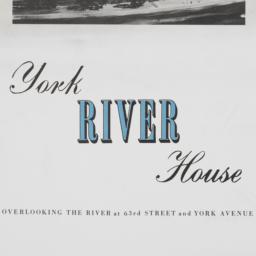 York River House, York Aven...