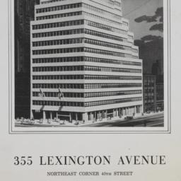 355 Lexington Avenue, Renta...