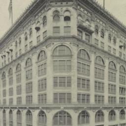 Cable Building. Northwest c...