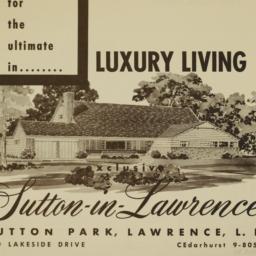 Sutton, 1833 E. 12 Street