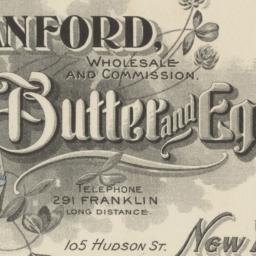 W. D. Hanford. Postcard