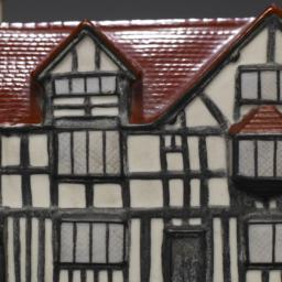 Model Of Shakespeare's Hous...