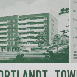 Van Cortlandt Towers, 6629 ...