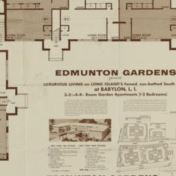 Edmunton Gardens, Deer Park...