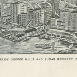 Arbuckles' Coffee Mills and...