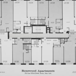 Rosewood Apartments, 216 E....