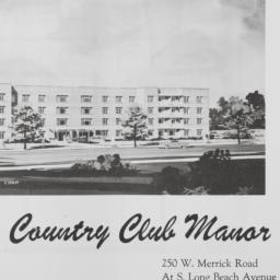 Country Club Manor, 250 Wes...