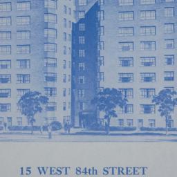 15 West 84th Street