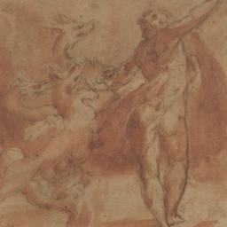 Hercules Slaying the Hydra