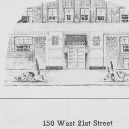 150 West 21st Street