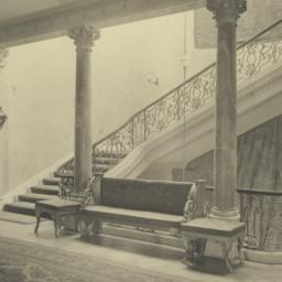 Main hall, second story loo...