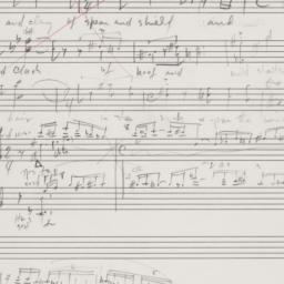 Stephen Crane Set sketch