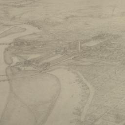 [Aerial view of McMillan Co...