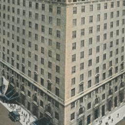 Ambassador Hotel, New York ...