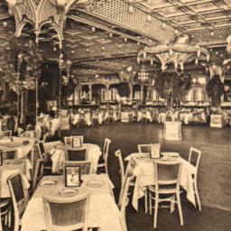 Ballroom De Luxe, Rector's ...