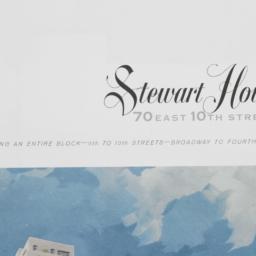70 E. 10 Street, Stewart House