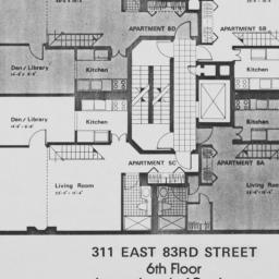 311 E. 83 Street, 6th Floor...