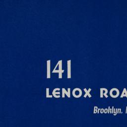 141 Lenox Road
