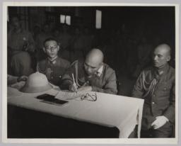Surrender Actually Signing
