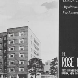The     Rose Gardens, 2875 ...