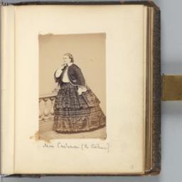 Charlotte Saunders Cushman,...