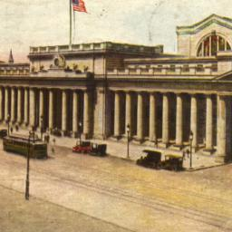 Pennsylvania Railroad Stati...