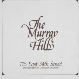The     Murray Hill, 115 E....