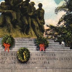 World War Monument, Seventh...
