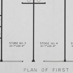 100 W. 40 Street, Plan Of F...