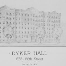 Dyker Hall, 675 86 Street