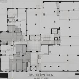 300 E. 57 Street, Plan Of F...