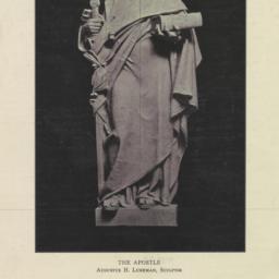 The     Apostle. Augustus H...
