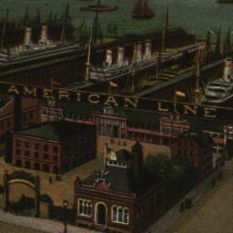 The     Hamburg-american Li...