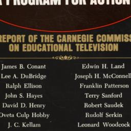 Public Television, a Progra...