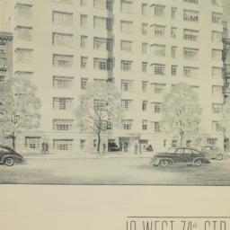 10 W. 74 Street, 10 West 74...